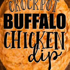 buffalo dip in a crockpot