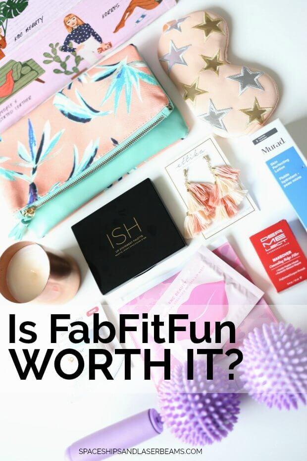 Is FabFitFun Worth It?
