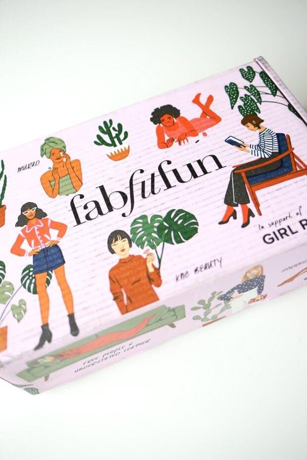 Spring FabFitFun Subscription Box