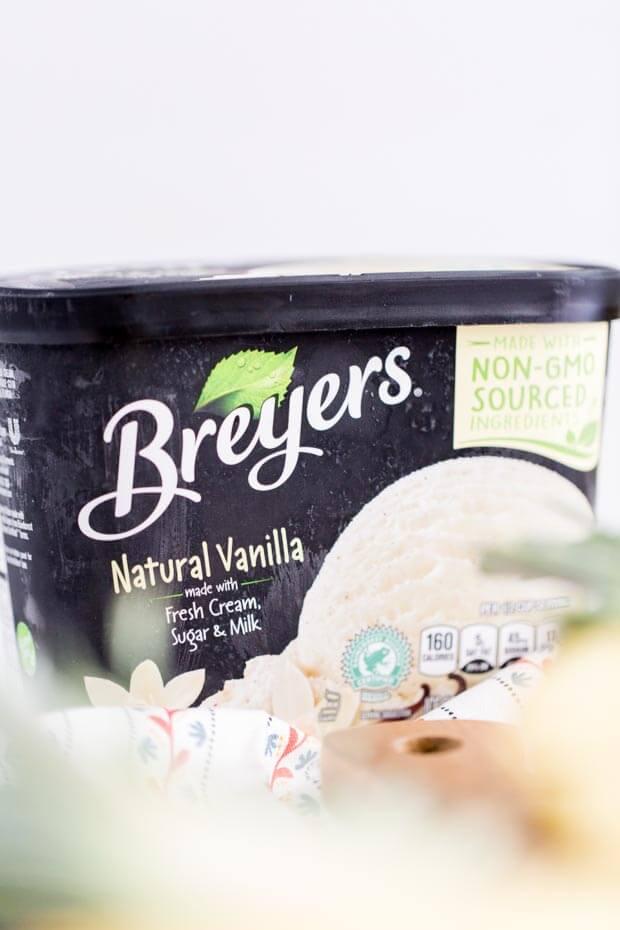 Breyer's Natural Vanilla Ice Cream
