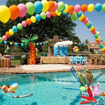 21 Ultimate Pool Party Ideas Spaceships And Laser Beams