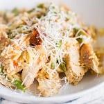 Easy Chicken Italian Rice