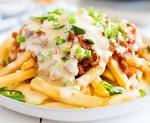 Easy Chili Cheese Fries