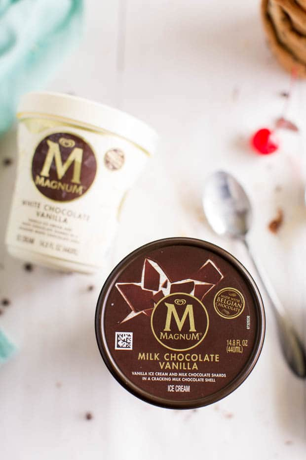 Magnum Tubs Milk Chocolate