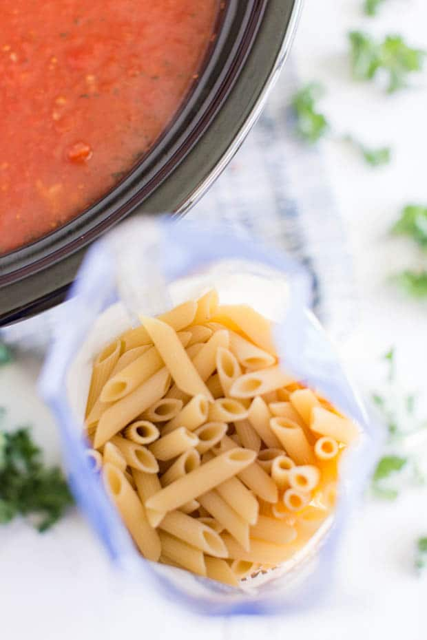 Penne for Soup