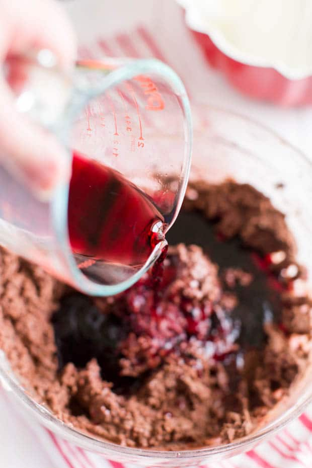 Chocolate Cake with Red Wine Recipe