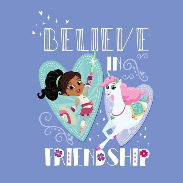Believe in Friendship