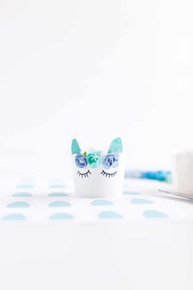 Unicorn Popsicle Holder
