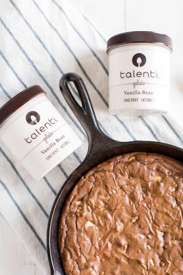 Brownie Skillet Recipe