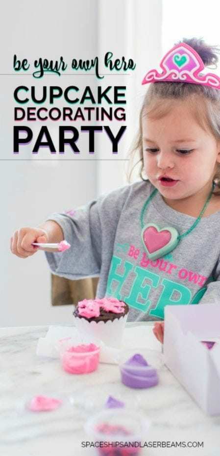 Cupcake Decorating Party for Kids