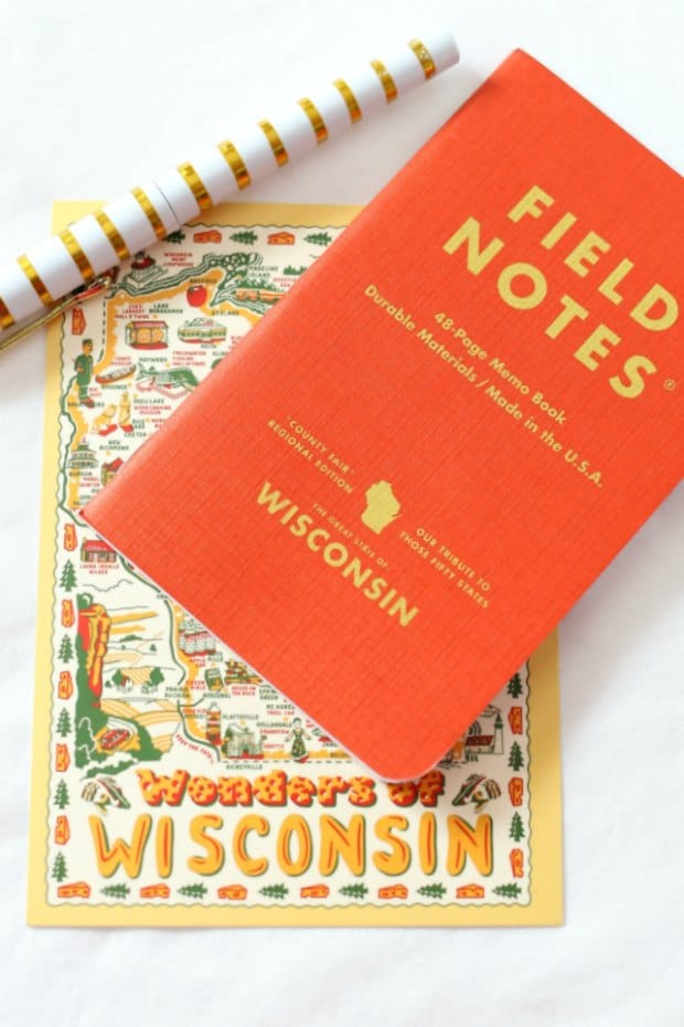 Culvers Wisconsin Trip Field Notes