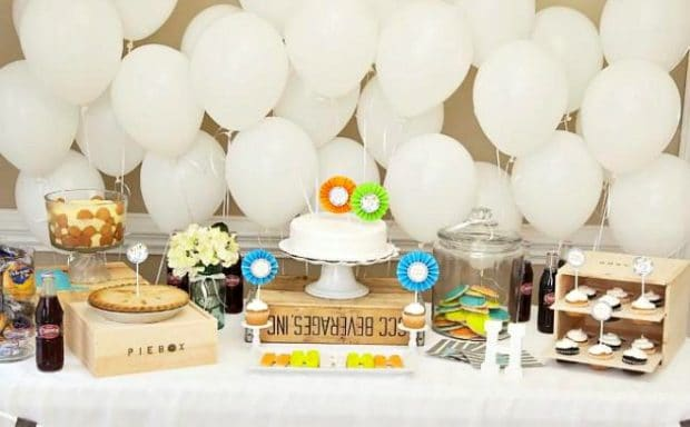 30 Little Man Mustache Party Ideas