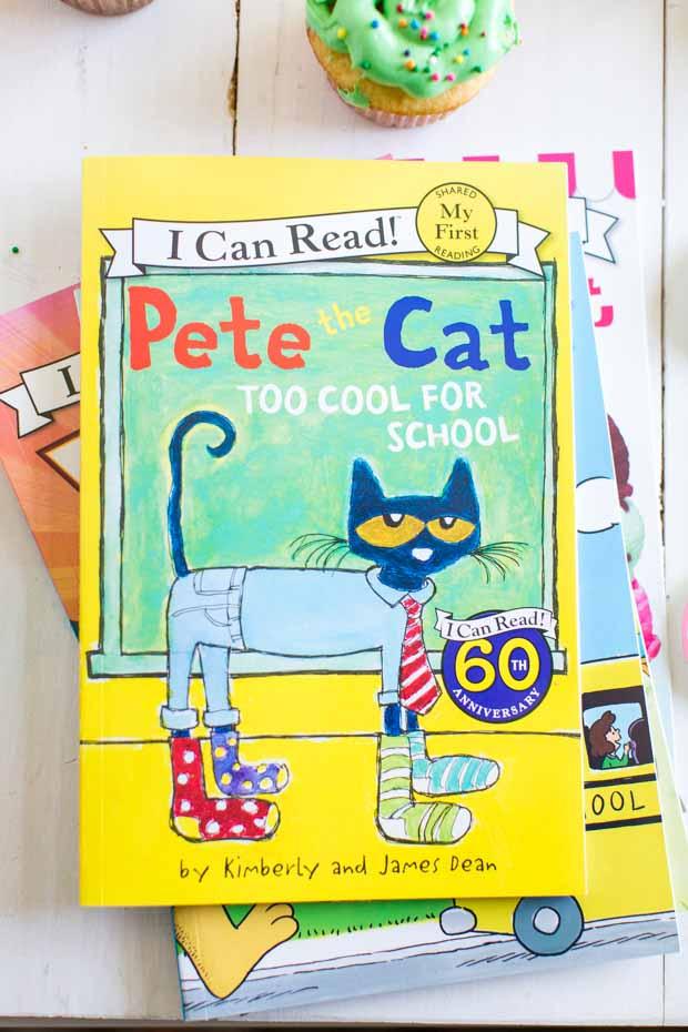 Pete the Cat Books