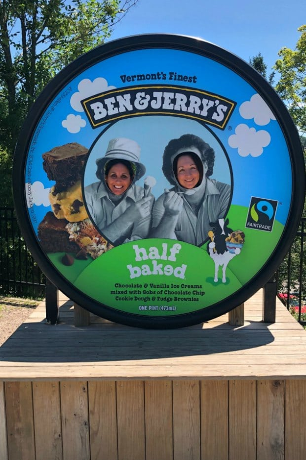 Ben and Jerry Tour Vermont