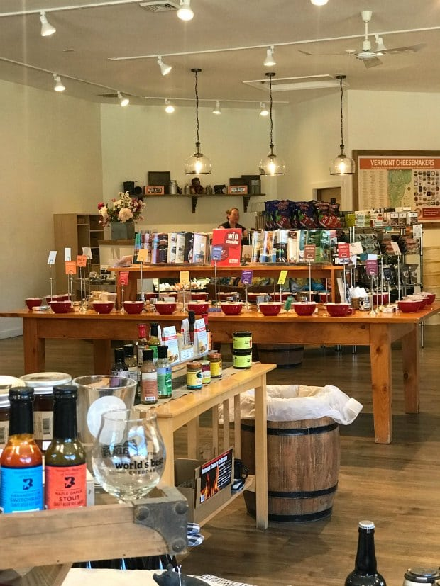 Cabot Farmers Store Vermont