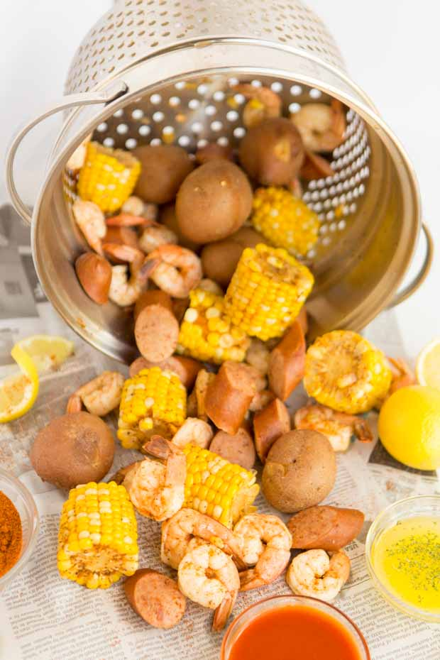 Easy Low Country Boil Recipe