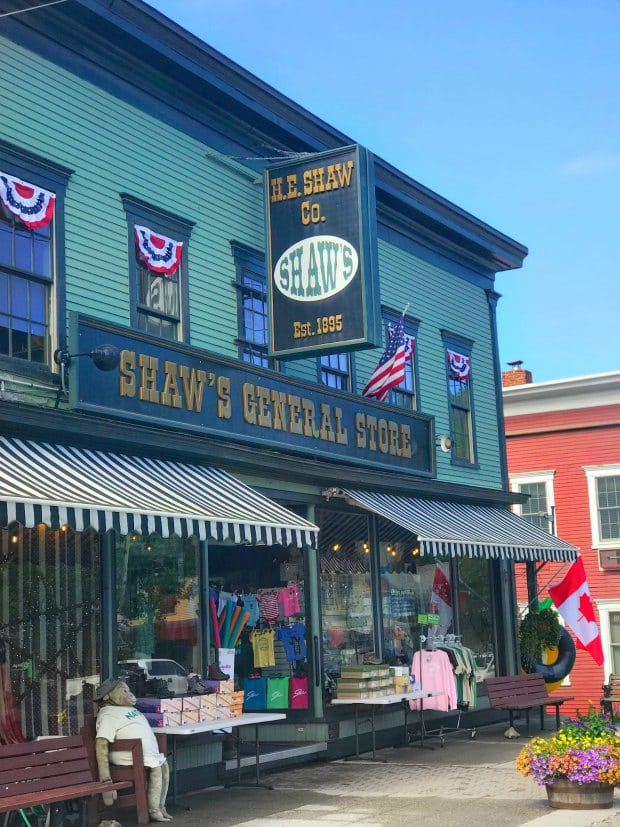 Stowe Vermont General Store