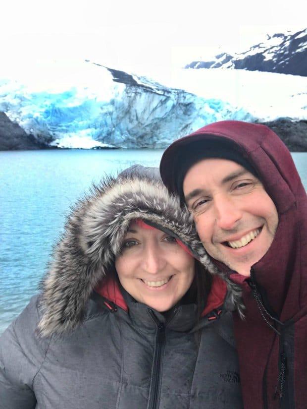 Alaskan Cruise Glacier