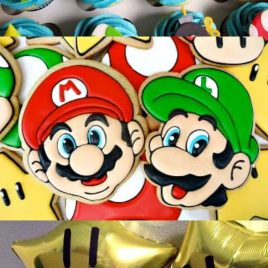 Mario and Party