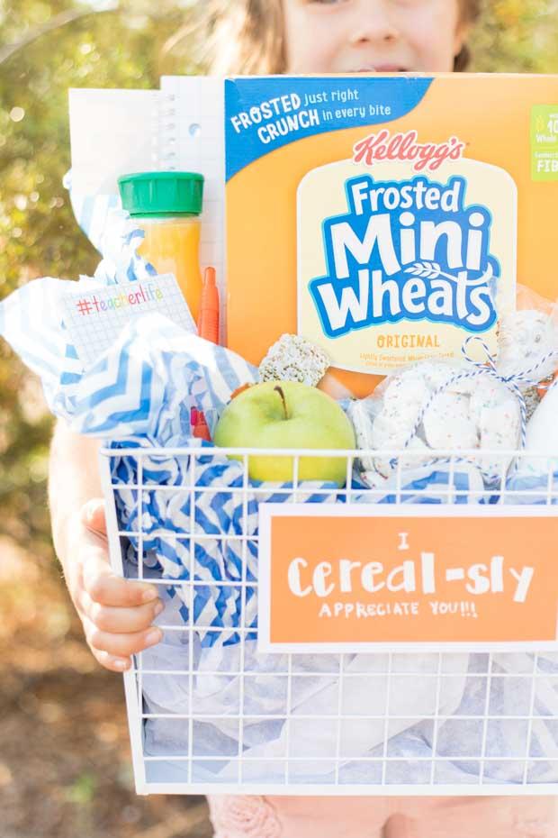 Back to School Gift Basket Ideas