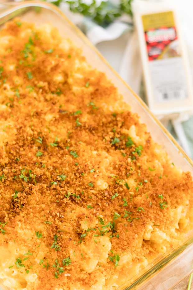 Best Baked Mac and Cheese