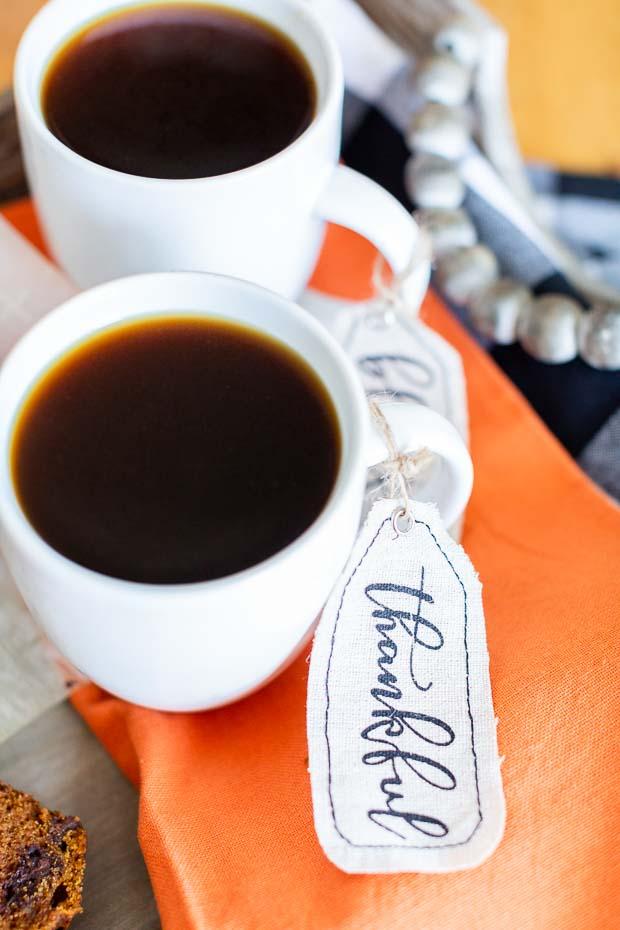 Delicious Pumpkin Spice Coffee