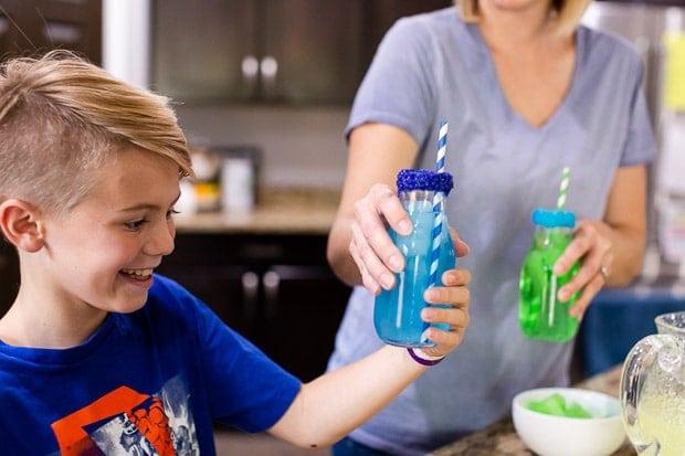 Fun Kid's Drink Recipe