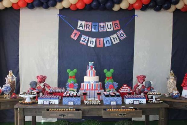 24 First Birthday Party Ideas Amp Themes For Boys