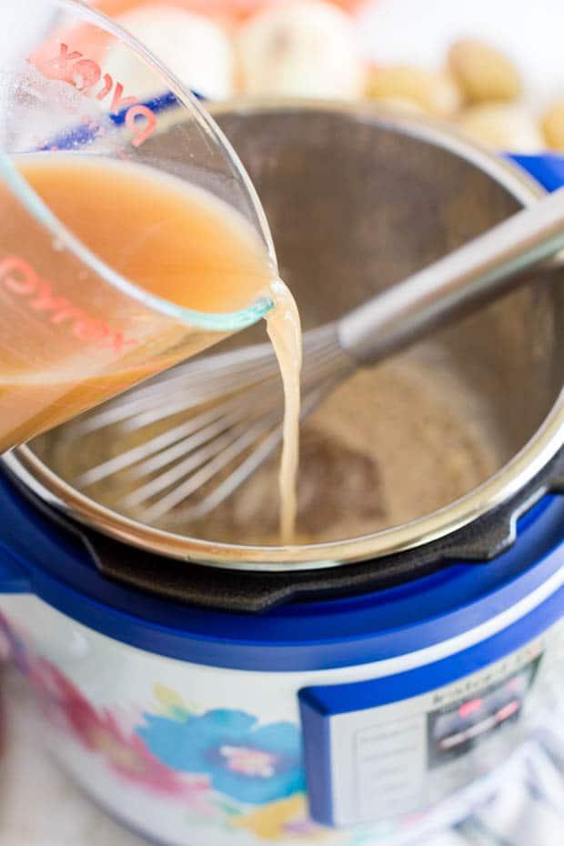Recipe for Instant Pot Pot Roast