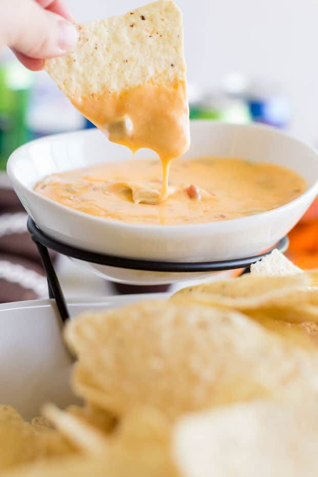 Cheese Dip Recipe