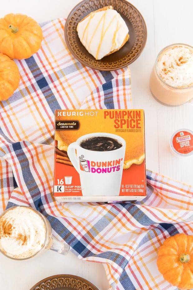 Dunkin Donuts Pumpkin Spice