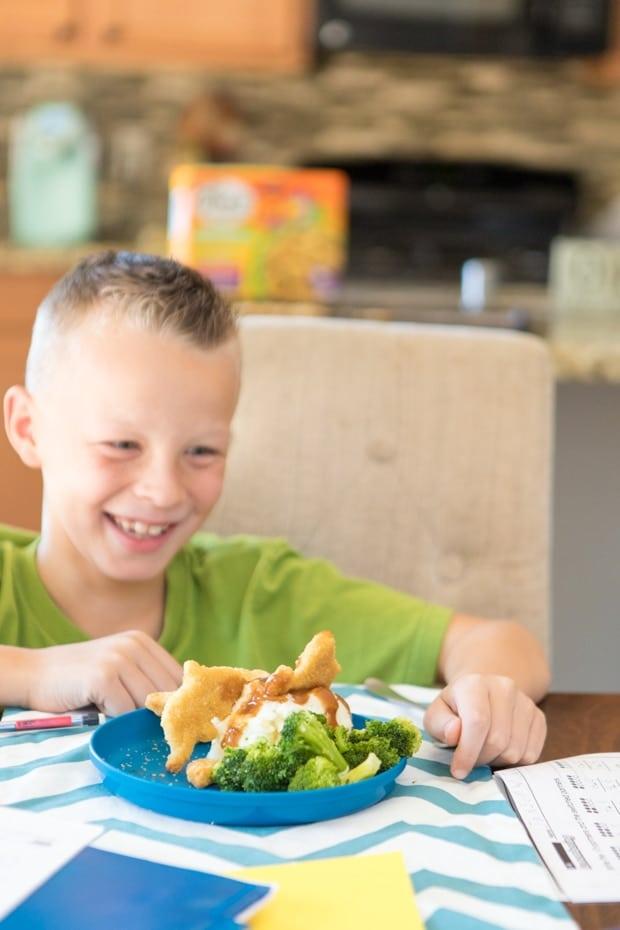 Great Kid Dinners