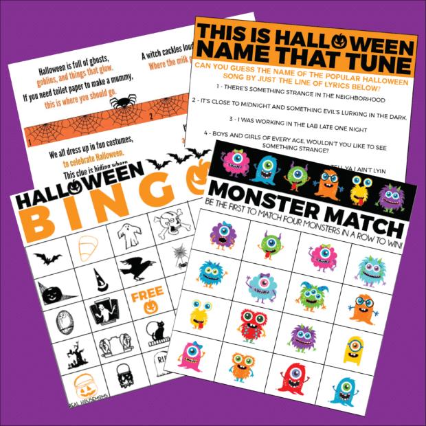 21 Halloween Party Games, Ideas & Activities