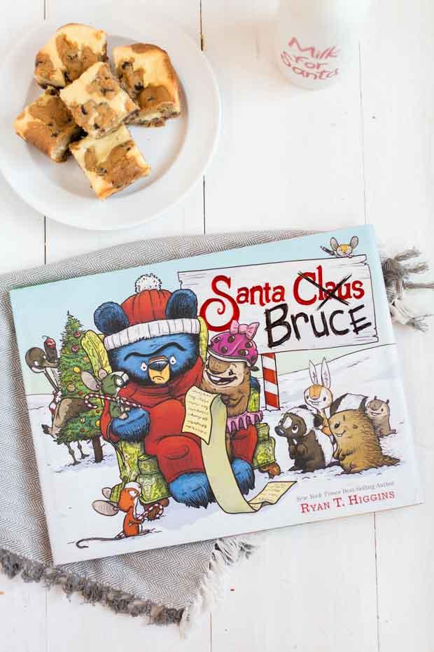 Santa Bruce Christmas Party