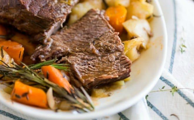 Mississippi Roast - Slow Cooker Pepperoncini Pot Roast Recipe ...