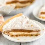 Easy No Bake Pumpkin Pie Recipe