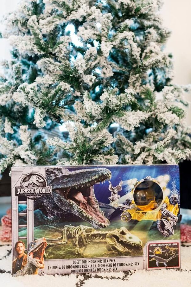 Jurassic World Toys at Black Friday Walmart