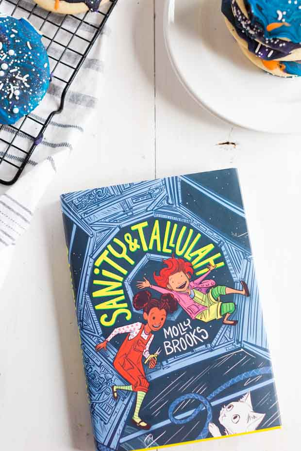 Sanity and Tallulah Book