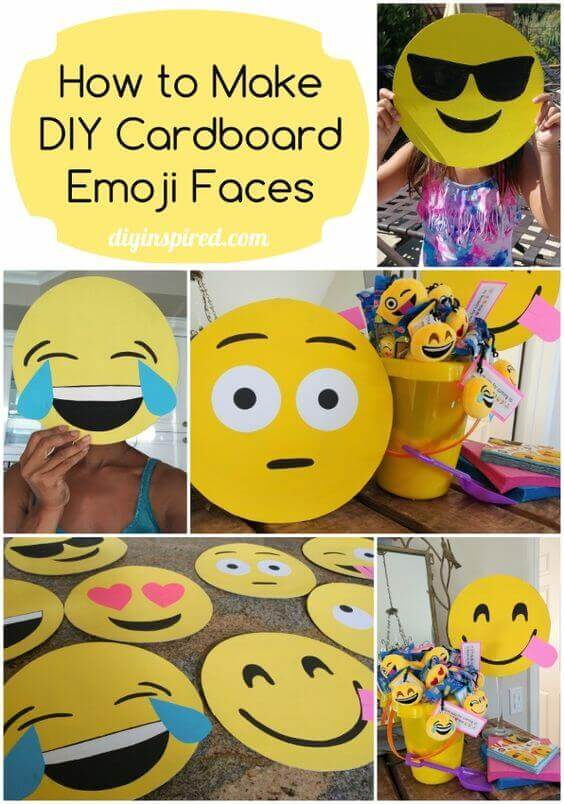 21 Trendy Emoji Party Ideas