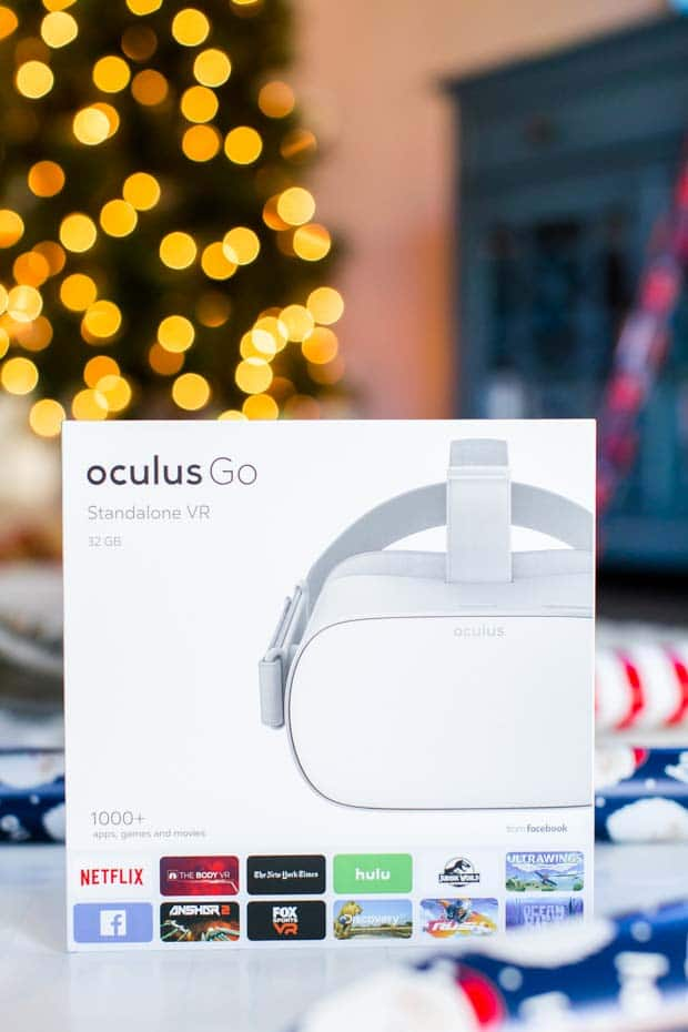 Oculus Go Virtual Reality
