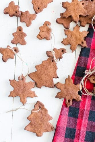 Old Fashioned Cinnamon Ornaments Featured