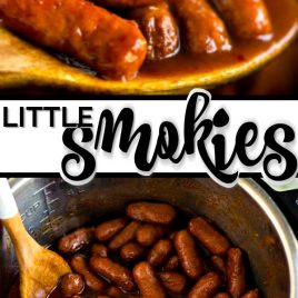 LITTLE SMOKIES RECIPE