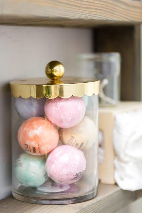 Bath Bombs Gift Set
