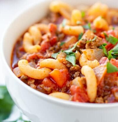 Best Ever Goulash Recipe