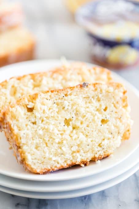 Best Lemon Poppy Seed Bread