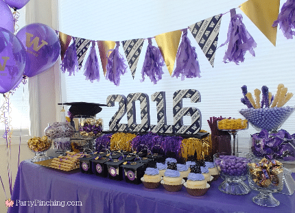 19 Graduation Party Decorations And Ideas Spaceships And Laser Beams