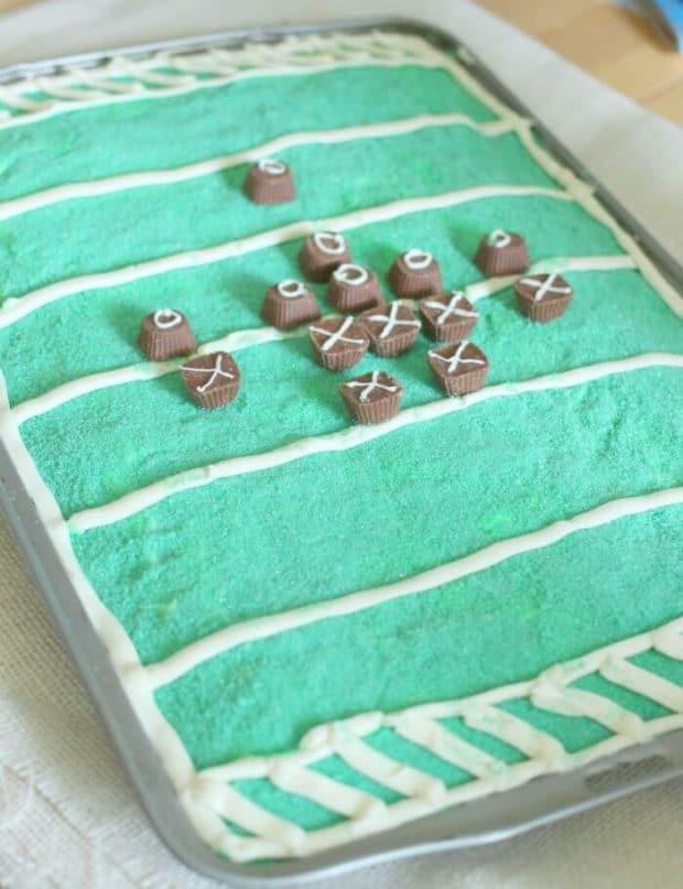 Ball and Cake