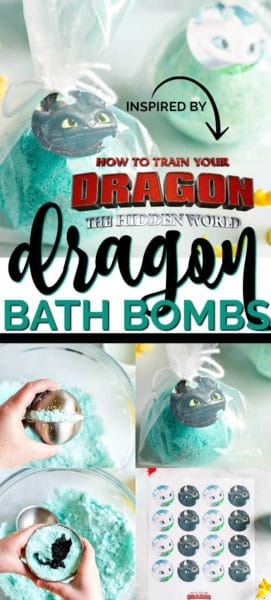 Dragon Egg Bath Bombs - Spaceships and Laser Beams