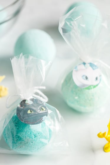 Fun Kid's Bath Bombs