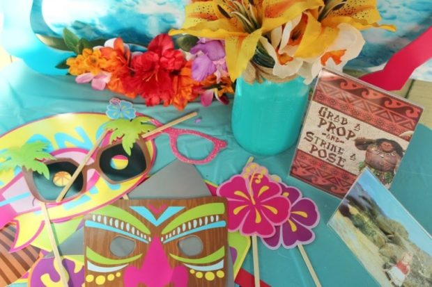Moana Birthday Party Ideas by Mommy of a Princess | The Best Moana Birthday Party Ideas